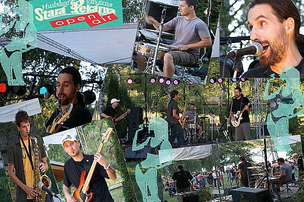 festivalová změť